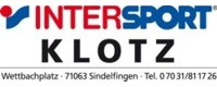 Partnerlogo Intersport Klotz Sindelfingen